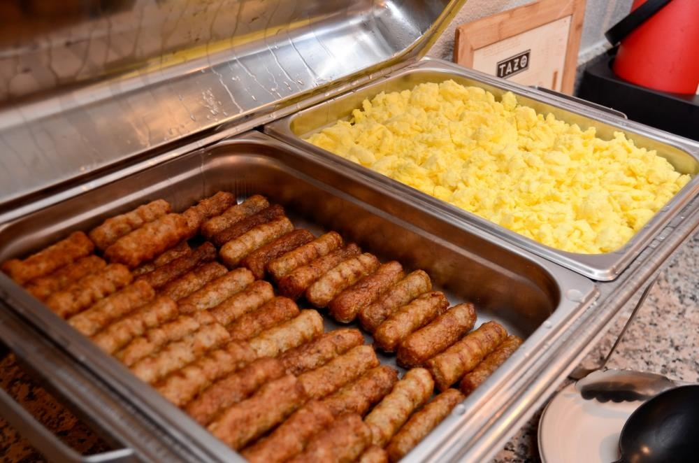 Best Western Plus Inn Scotts Valley - Fulfill all of your breakfast cravings when you stay with us.