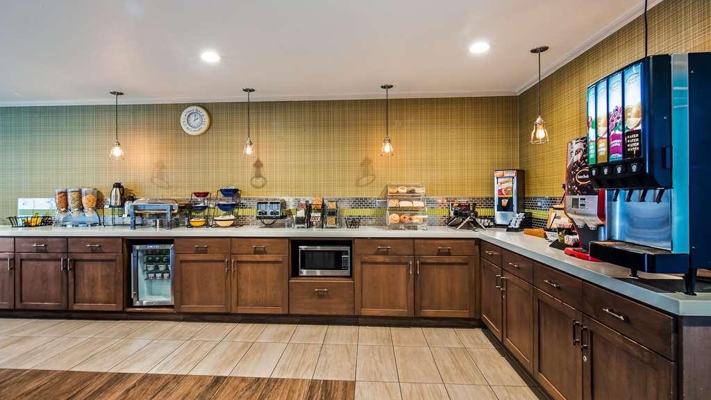 Best Western Plus Inn Scotts Valley - Restaurant / Etablissement gastronomique