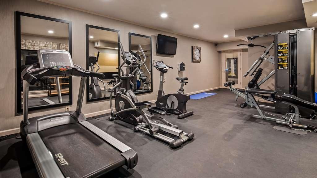 Best Western Plus Inn Scotts Valley - Fitness Center