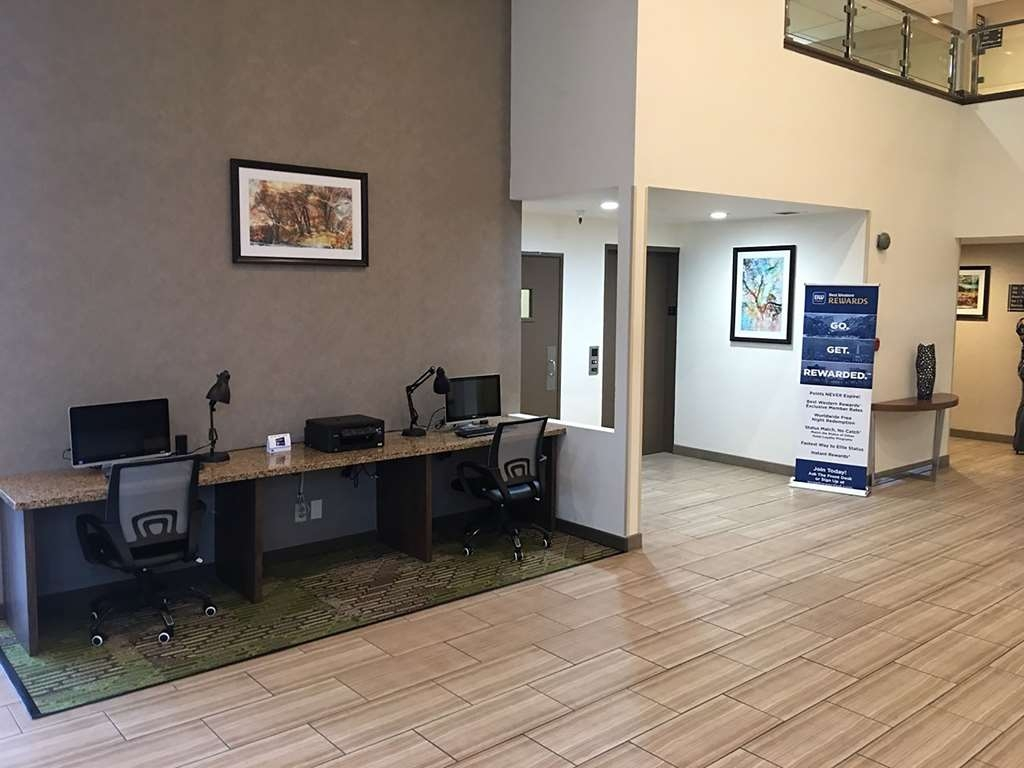 Best Western Heritage Inn - Chico - centro de negocios-característica
