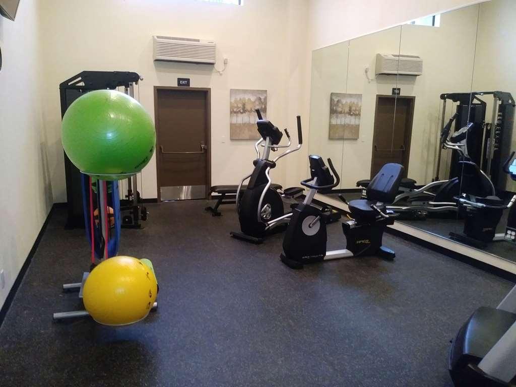 Best Western Heritage Inn - Chico - Fitnessstudio