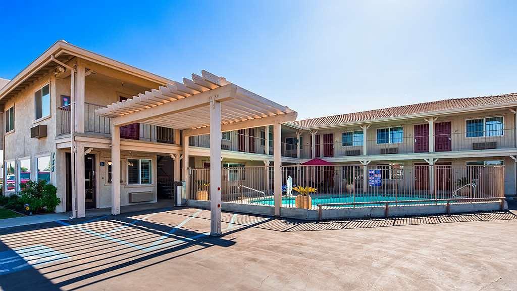 Best Western Hanford Inn - Vista exterior