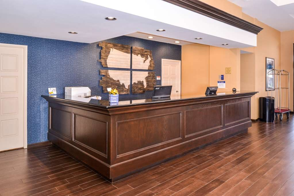 Best Western Plus Big America - recepción