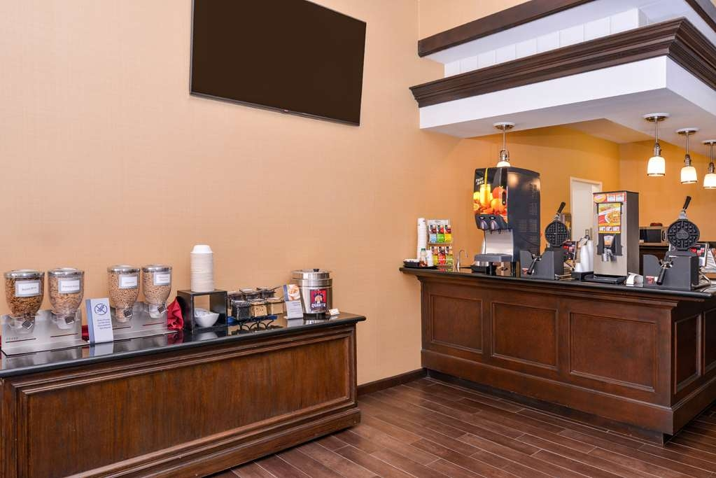 Best Western Plus Big America - Restaurante/Comedor
