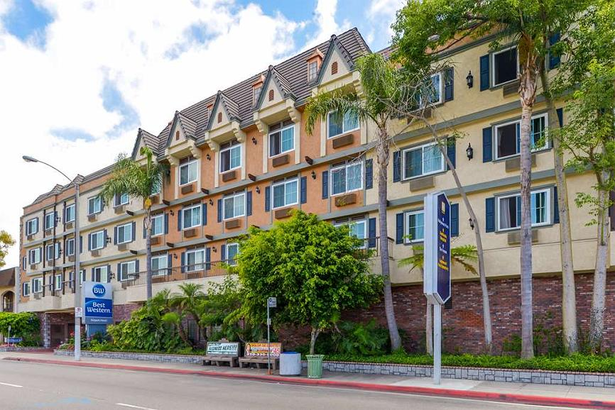 Best Western Airpark Hotel-Los Angeles LAX Airport - Area esterna