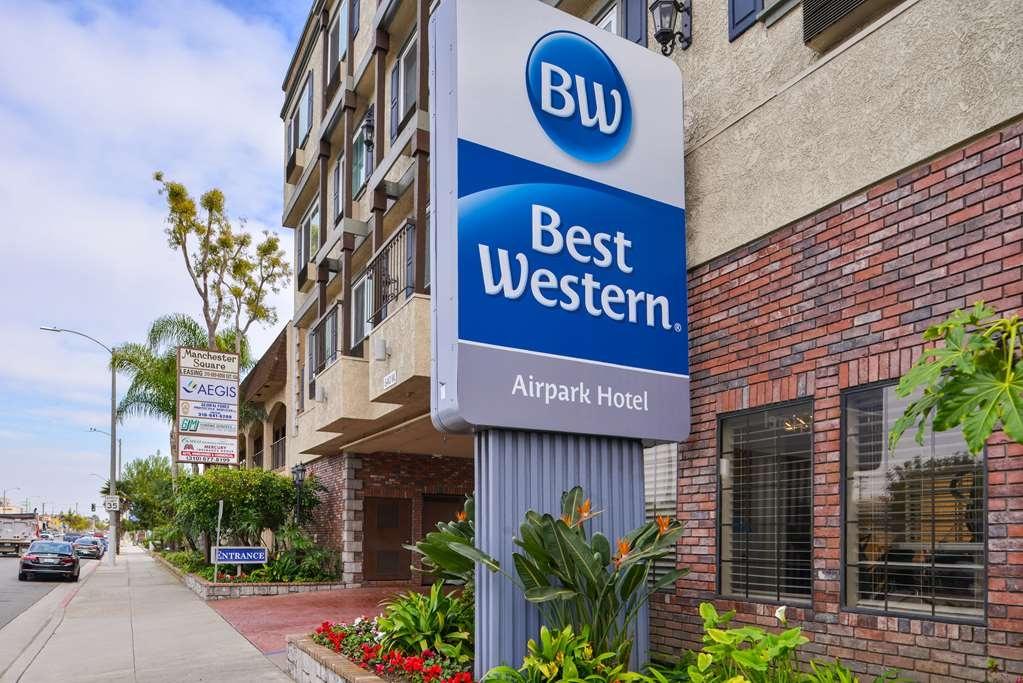 Best Western Airpark Hotel - Außenansicht