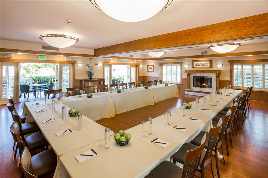 Best Western Sonoma Valley Inn & Krug Event Center - Attend or hold and event in the Krug Event Center