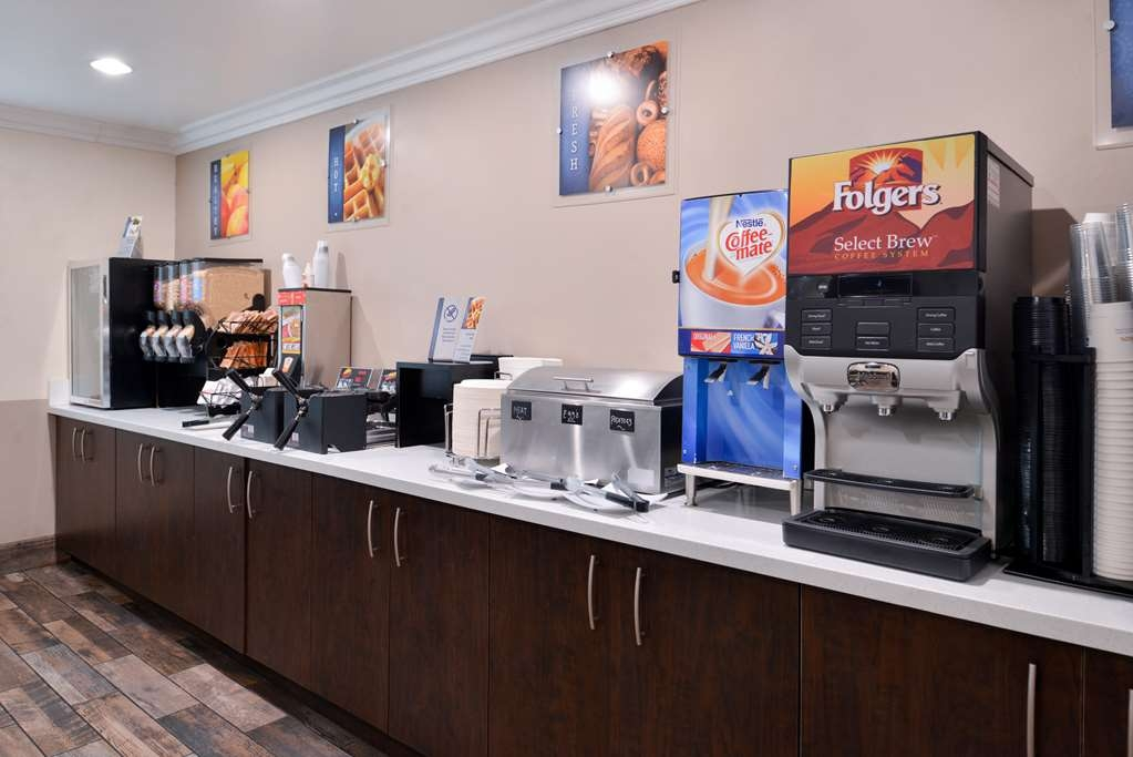 Best Western Airport Plaza Inn - Restaurant / Etablissement gastronomique