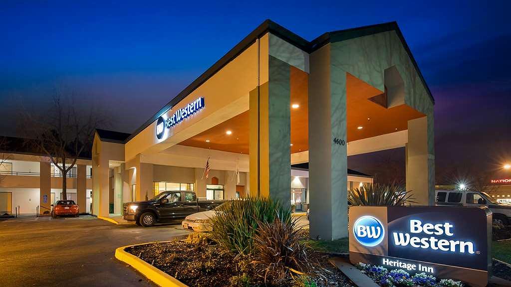 Hotel in Concord | Best Western Heritage Inn