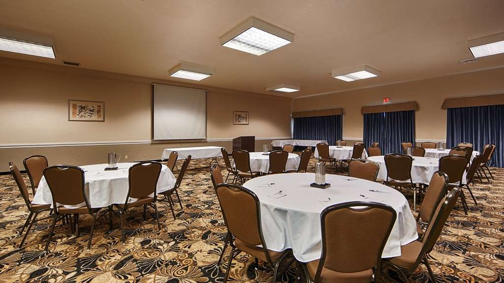 Best Western Heritage Inn - Give us a call to check rates and book one of our meeting rooms.
