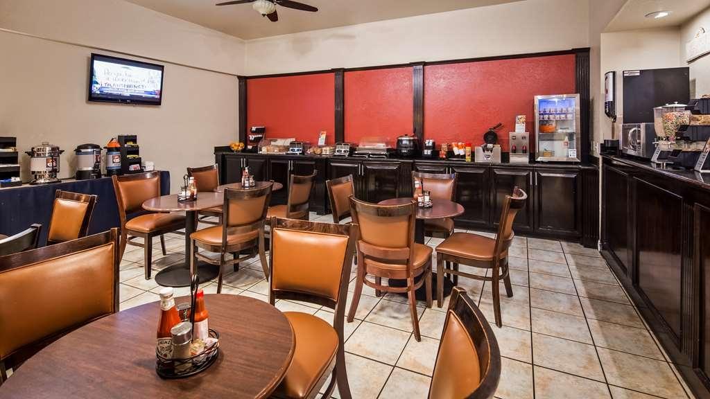 Best Western Heritage Inn - Restaurant / Gastronomie