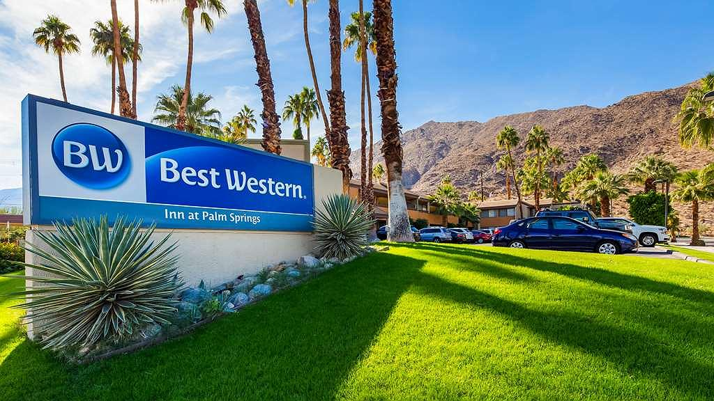 Best Western Inn at Palm Springs - Area esterna