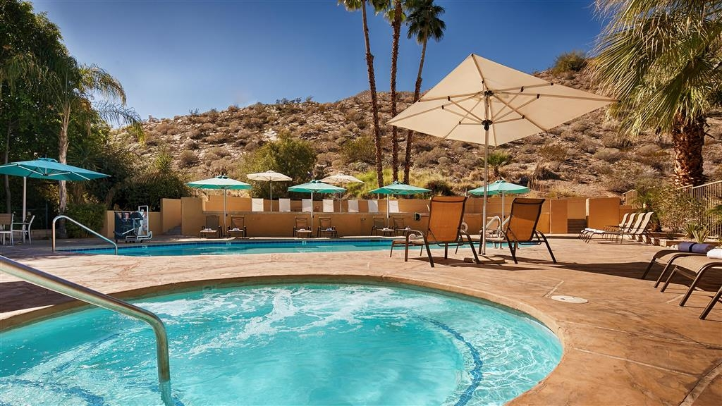 Best Western Inn at Palm Springs - Hot Tub