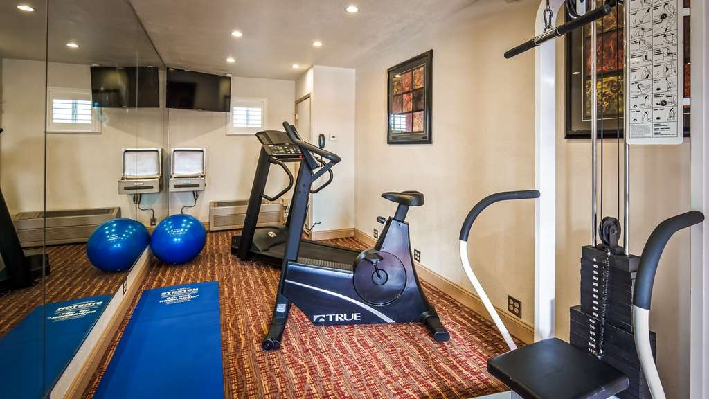Best Western Inn - Club de remise en forme