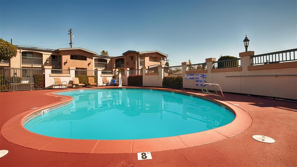 Best Western Inn - Take a refreshing dip or swim some laps in our outdoor pool.