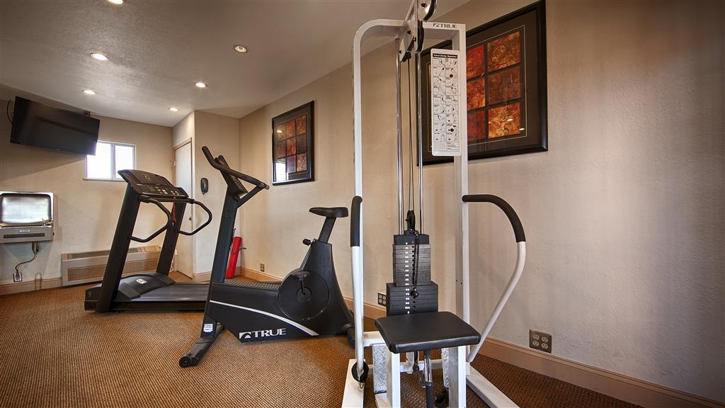 Best Western Inn - Centre de fitness