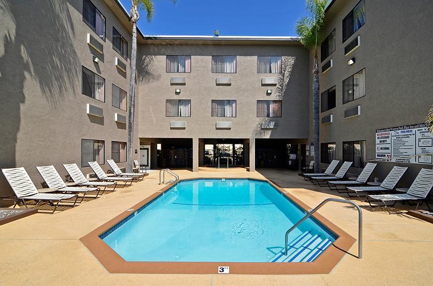 Hotel In Anaheim Best Western Plus Park Place Inn Mini