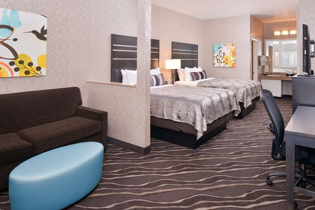 Best Western Plus Park Place Inn - Mini Suites - Cuarto de Huésped