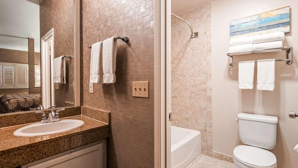 Best Western Plus Park Place Inn - Mini Suites - Chambres / Logements