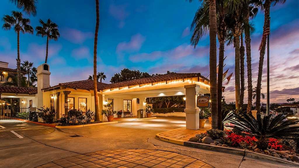 Best Western Plus Hacienda Hotel Old Town - Aussenansicht