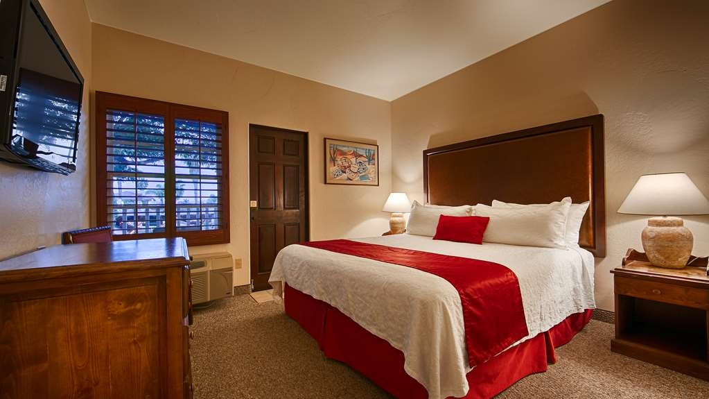 Best Western Plus Hacienda Hotel Old Town - King Suite