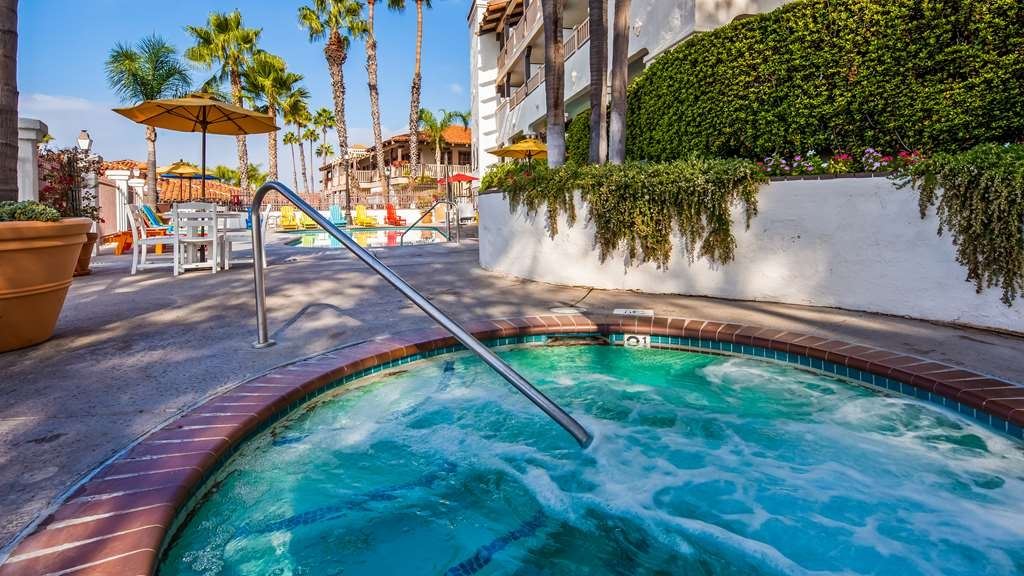Best Western Plus Hacienda Hotel Old Town - Pool view