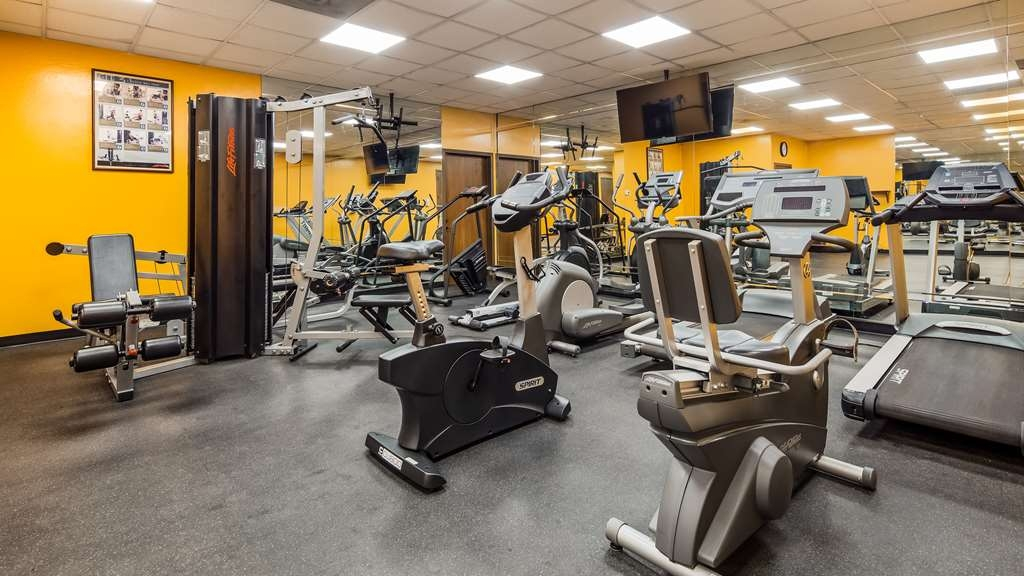 Best Western Plus Hacienda Hotel Old Town - Health club