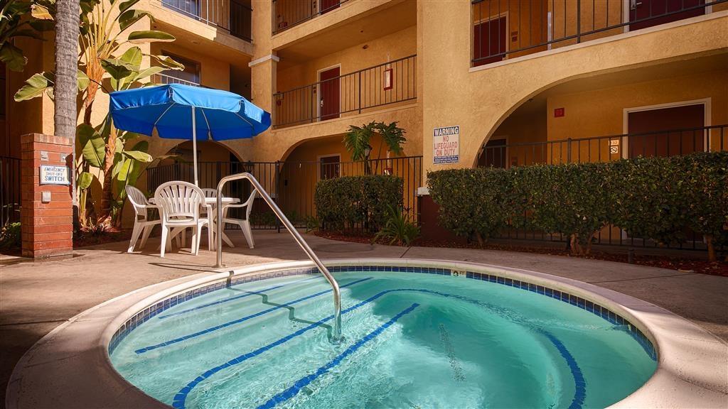 Best Western Moreno Hotel & Suites - chaud baignoire