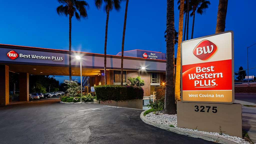 Best Western Plus West Covina Inn - Exterior