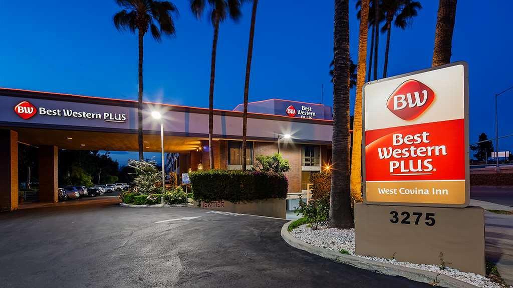 Best Western Plus West Covina Inn - Aussenansicht