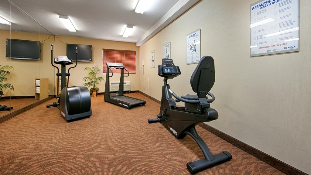 Best Western Plus West Covina Inn - Sala fitness