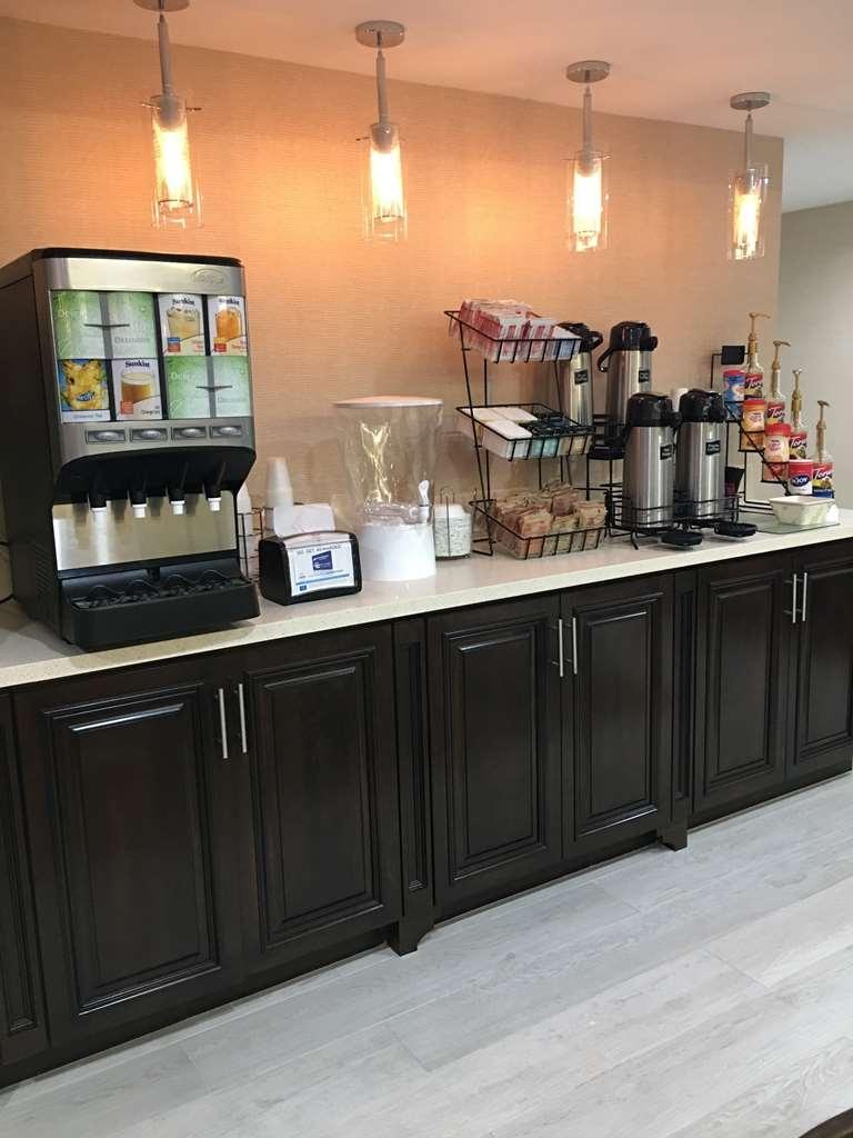 Best Western Plus West Covina Inn - Area colazione