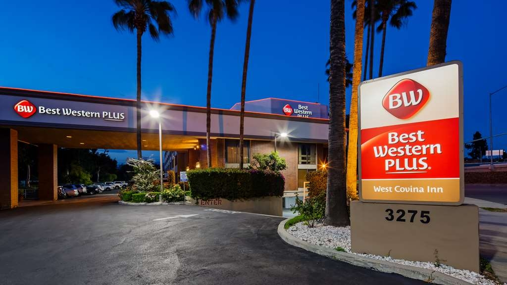 Best Western Plus West Covina Inn - Facciata dell'albergo