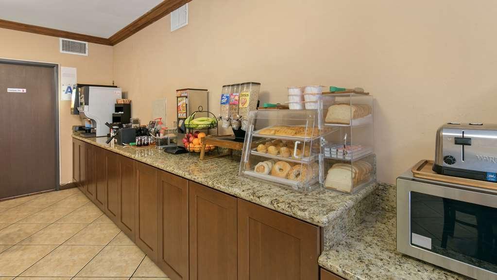 Best Western Santee Lodge - Prima colazione a buffet