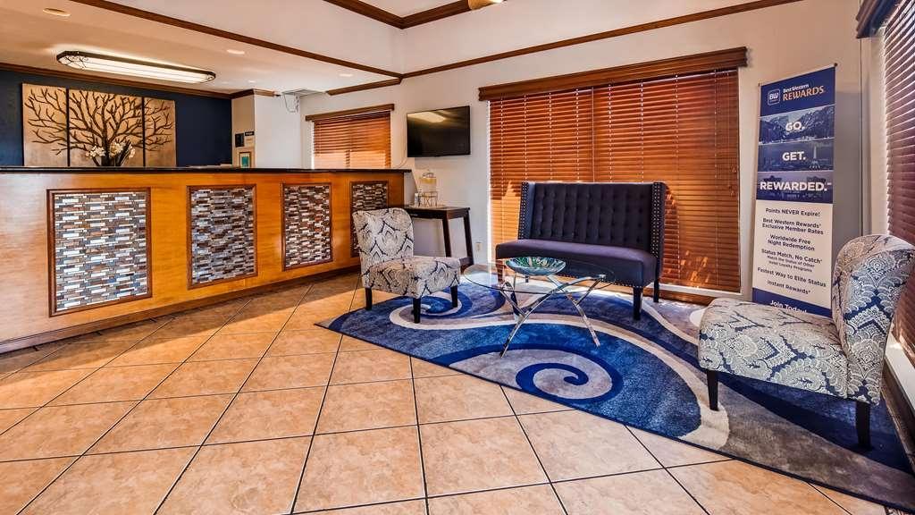 Best Western Santee Lodge - Lobbyansicht