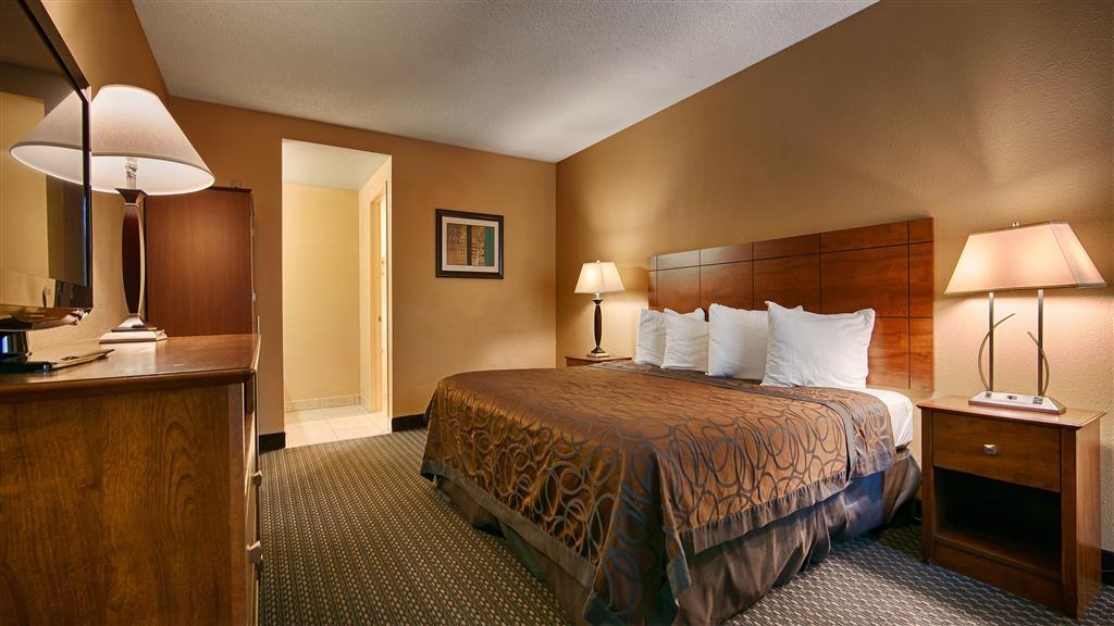 Best Western Santee Lodge - Gästezimmer