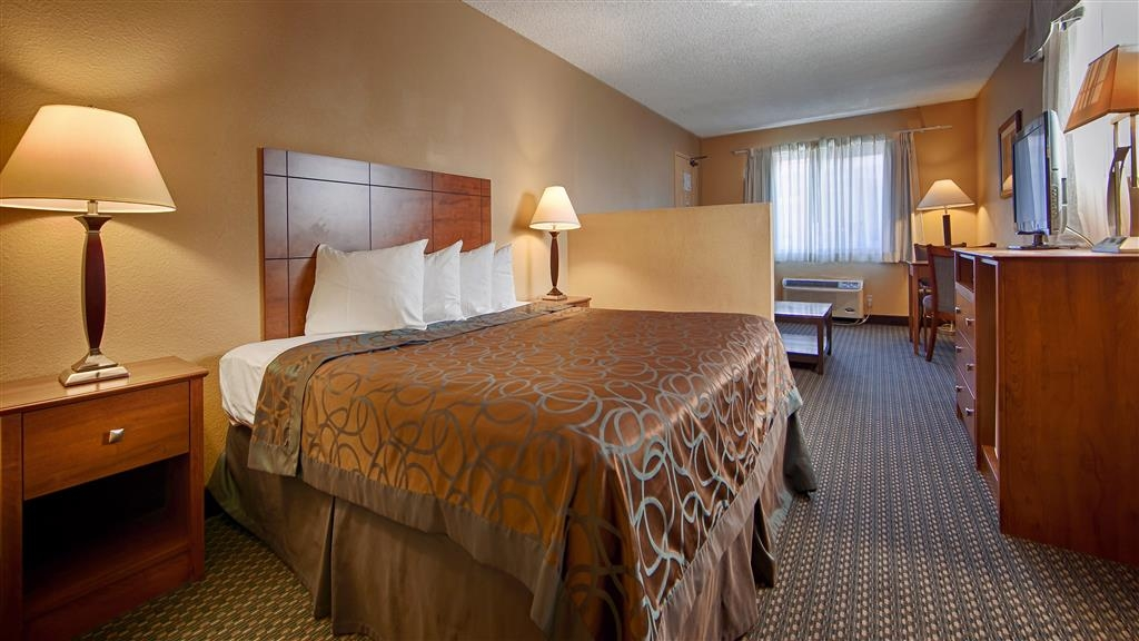 Best Western Santee Lodge - Chambre