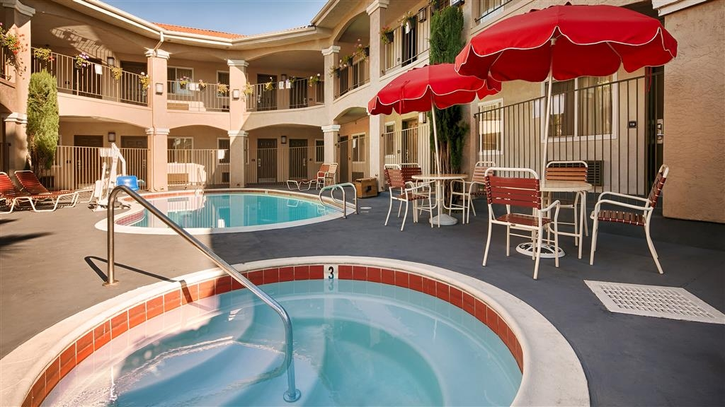 Best Western Santee Lodge - Swimmingpool