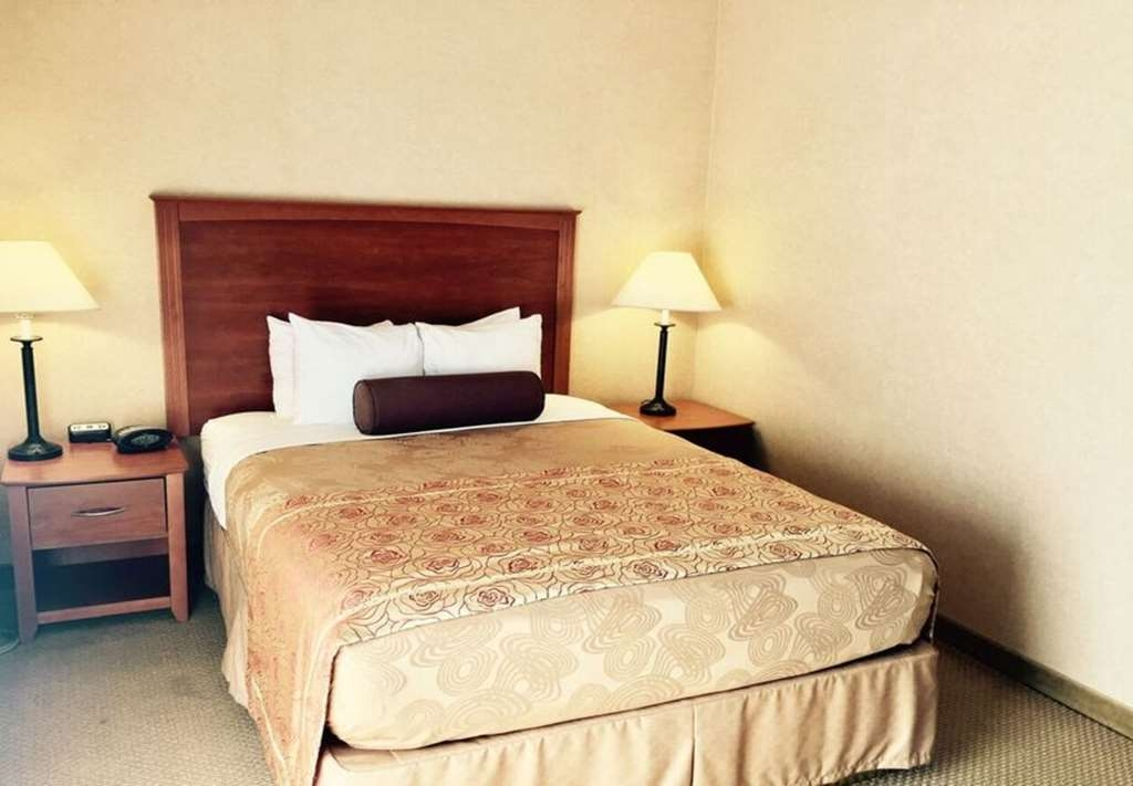 Best Western Plus Placerville Inn - One Queen Executive Guest Room - Bedroom Area