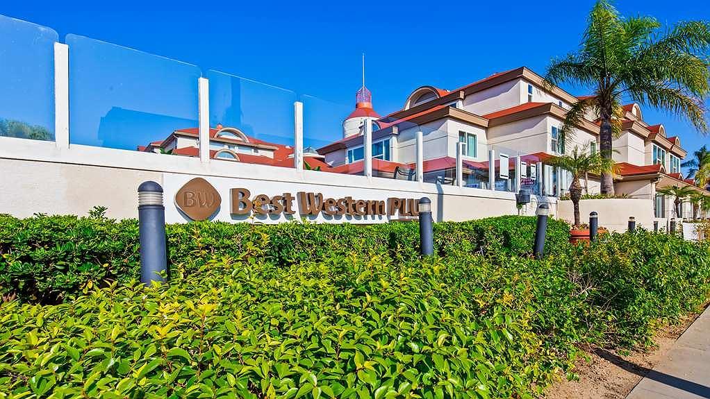 Best Western Plus Suites Hotel Coronado Island - Aussenansicht
