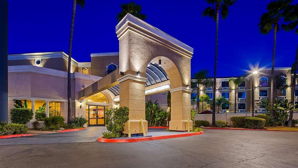Best Western Escondido Hotel - Area esterna