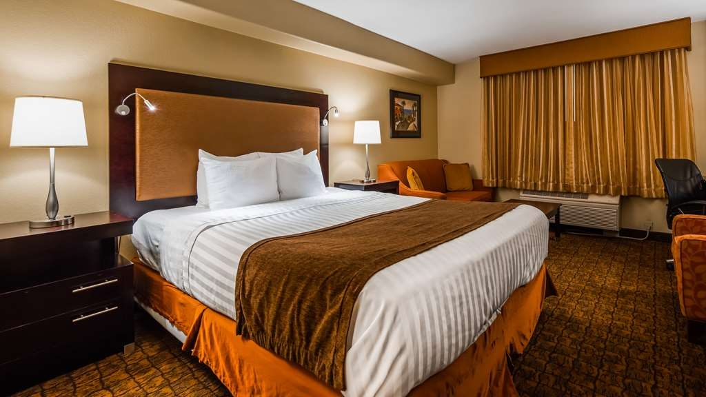 Best Western Escondido Hotel - Guest room