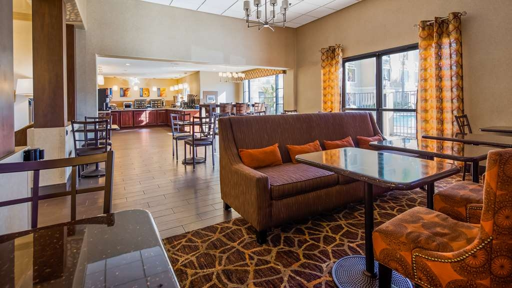 Best Western Escondido Hotel - Restaurant