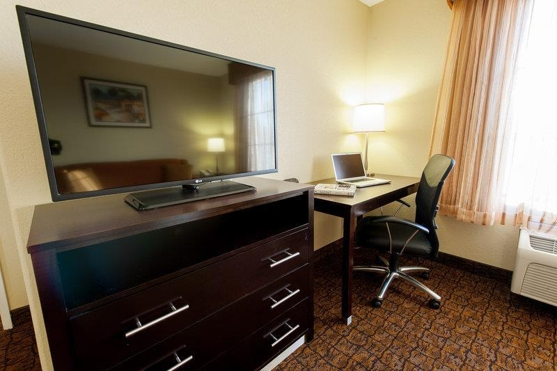 Best Western Escondido Hotel - Suite - Desk and 42-inch TV