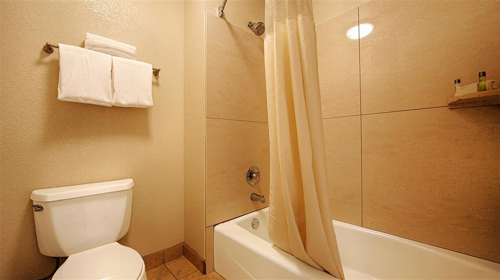 Best Western Plus Executive Inn & Suites - We take pride in making everything spotless for your arrival.