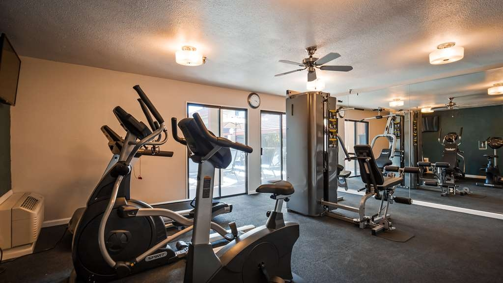 Best Western Plus Executive Inn & Suites - Fitness Center