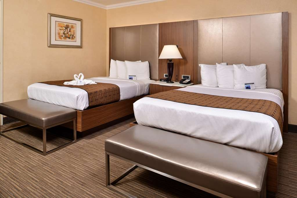 Best Western Hollywood Plaza Inn - Guest room