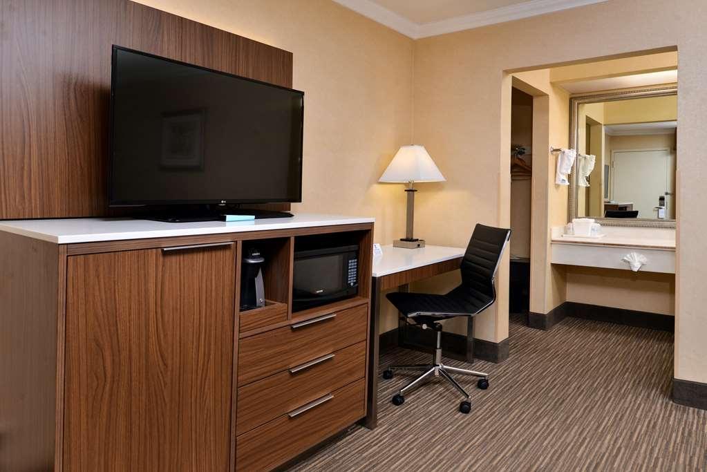 Best Western Hollywood Plaza Inn - habitación de huéspedes-amenidad