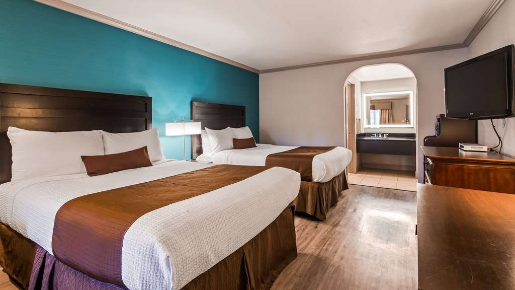 Best Western Plus Executive Suites - Camere / sistemazione