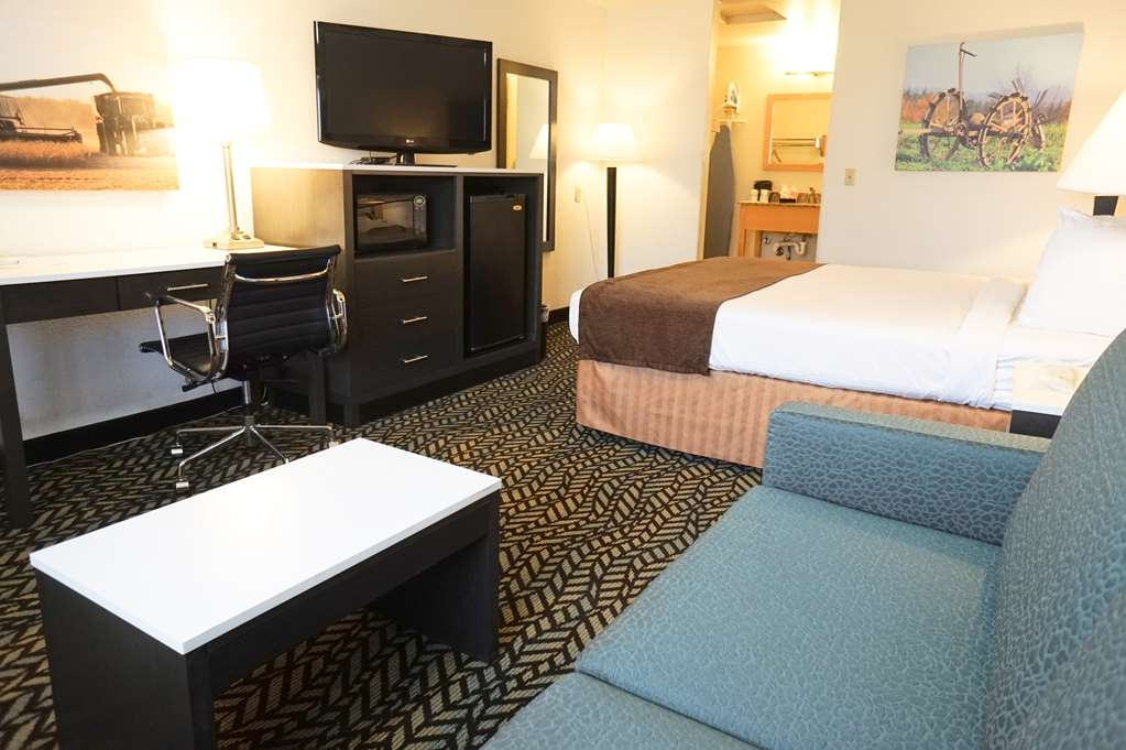 Best Western Orchard Inn - One King Bedded Room